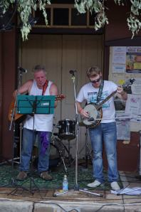Gulgong Confessional Singers Street Party