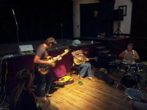 Percussion meets Blues Workshp with Matt Souyhon, Big Erle, Damion Stirling and Richard Lawson Fri Jan 4 2013