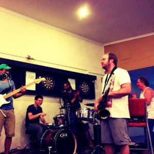 Southerly Change at Greenwell Point Jan 2013...awesome gig