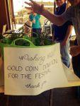 Funding options for a free festival pic Elizabeth Walton