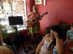 Melanie Horsnell @ Butchers cafe
