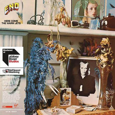 Brian-Eno- Here come the warm Jets 1973