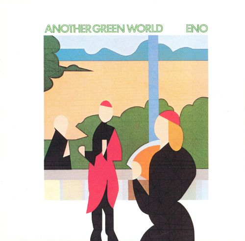 Brian Eno Another green world 1975