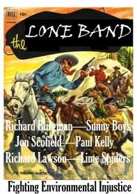 Lone band poster Feb 2019